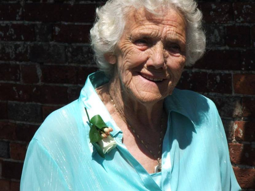 A Thanksgiving Service for the wonderful life of Beatrice ElsieMusgrove.
